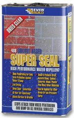 EVERBUILD WALLSEAL5  408 Superseal Ext Wall Seal 5L